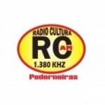 Logo da emissora Rádio Cultura 1380 AM