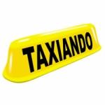 Logo da emissora Taxiando
