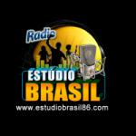 Logo da emissora Estúdio Brasil 86