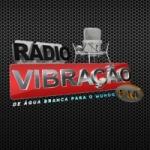 Logo da emissora Rádio Vibracão FM