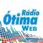 Logo da emissora �tima Web