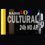 Logo da emissora Rádio Voz Cultural
