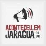 Logo da emissora Aconteceu Jaraguá Web Rádio