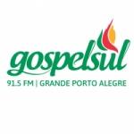Logo da emissora Rádio Gospel Sul 91.5 FM