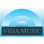 Logo da emissora Vida Music