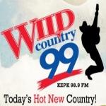 Logo da emissora KZPK 98.9 FM