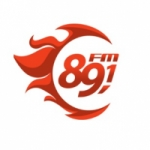 Logo da emissora R�dio Calif�rnia 89.1 FM