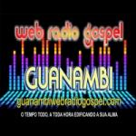 Logo da emissora Guanambi Web Gospel