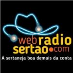 Logo da emissora Web R�dio Sert�o
