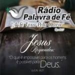 Logo da emissora R�dio Palavra de F�