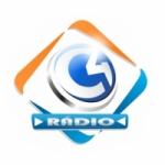 Logo da emissora Rádio C4 FM