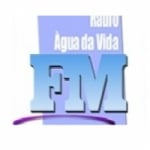 Logo da emissora Água da Vida FM