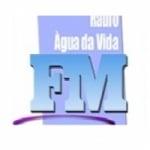 Logo da emissora �gua da Vida FM