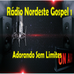 Logo da emissora Rádio Nordeste Gospel 1
