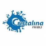 Logo da emissora R�dio Cristalina 89.3 FM