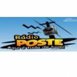 Logo da emissora Caculé Rádio Poste