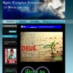 Logo da emissora Rádio Evangelica Eclesiastes