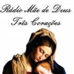 Logo da emissora Rádio Mãe de Deus Três Corações