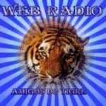 Logo da emissora Web R�dio Amigos do Tigre