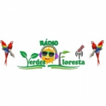 Logo da emissora Rádio Verdes Floresta