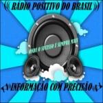 Logo da emissora Rádio Positivo do Brasil