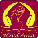Logo da emissora Nova Arca