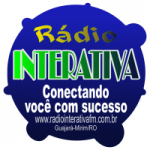Logo da emissora R�dio Interativa