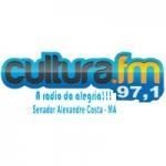 Logo da emissora R�dio Cultura 97.1 FM