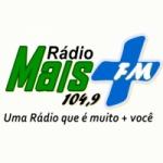 Logo da emissora R�dio Mais 104.9 FM