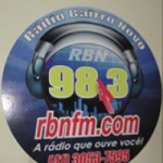 Logo da emissora Rádio RBN 98.3 FM