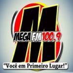 Logo da emissora R�dio Mega FM