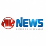 Logo da emissora Rádio Jovem Pan News 910 AM