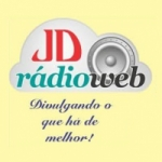 Logo da emissora Jd Rádio Web