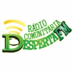 Logo da emissora Rádio Desperta 98.7 FM