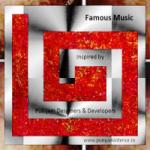 Logo da emissora Famous Music