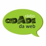 Logo da emissora Rádio Cidade da Web