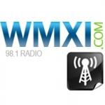 Logo da emissora WMXI 98.1 FM