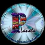 Logo da emissora Planeta do Vinil das Galáxias