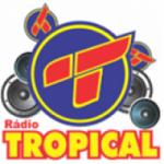 Logo da emissora Rádio Tropical 99.3 FM