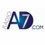 Logo da emissora R�dio AD7