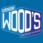 Logo da emissora R�dio Woods