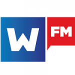 Logo da emissora Rádio Woods 107.1 FM