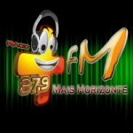 Logo da emissora R�dio Mais