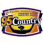 Logo da emissora WQNZ 95.0 FM
