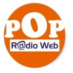Logo da emissora Pop Radio Web