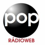 Logo da emissora Pop Radio Web