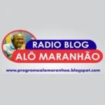 Logo da emissora Rádio Blog Alô Maranhão