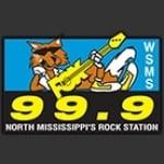 Logo da emissora WSMS 99.9 FM