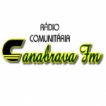 Logo da emissora R�dio Canabrava 87.9 FM
