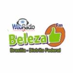 Logo da emissora Beleza FM Brasília